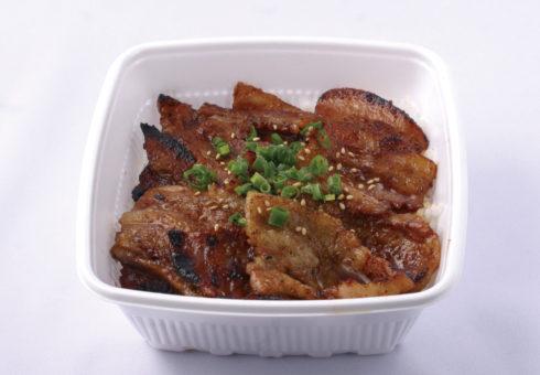 庄内豚カルビ丼